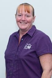 Jacki Hollitt Finance Manager